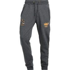 Spodnie męskie: Santa Monica HAVERTON Spodnie treningowe charcoal marl