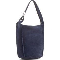 Torebka CREOLE - K10442 Granatowy. Niebieskie torebki klasyczne damskie Creole, ze skóry, duże. W wyprzedaży za 229,00 zł.