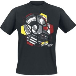 T-shirty męskie: Ant-Man Ant-Man And The Wasp – Head T-Shirt czarny