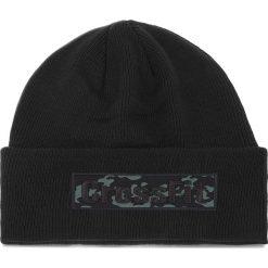 Czapka Reebok - Cf U Graph Beanie CZ9924 Black. Czarne czapki damskie marki Reebok, z bawełny. W wyprzedaży za 109,00 zł.