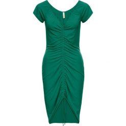 Sukienki hiszpanki: Sukienka bonprix zielony miętowy