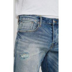 Scotch & Soda RALSTON Jeansy Slim Fit right here repair. Niebieskie jeansy męskie relaxed fit Scotch & Soda, z bawełny. Za 599,00 zł.