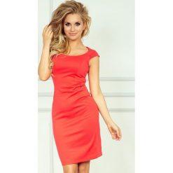 Sukienki: Villette Dopasowana sukienka – Ciemny Koral