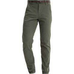 Spodnie męskie: Lindbergh CLASSIC STRETCH Spodnie materiałowe new army