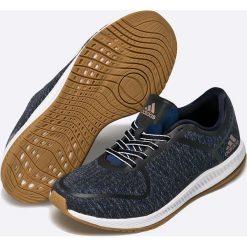 Adidas Performance - Buty BB1545 Athletics Bounce W. Brązowe buty sportowe damskie marki adidas Performance, z gumy. W wyprzedaży za 179,90 zł.
