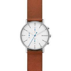 Biżuteria i zegarki: Zegarek SKAGEN - Signatur SKW6462 Brown/Silver