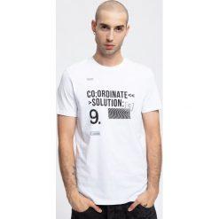 T-shirty męskie: T-shirt męski TSM266 - biały
