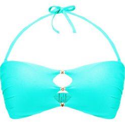 Stroje kąpielowe damskie: Cyell Góra od bikini seagreen