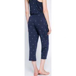 Dkny - Spodnie piżamowe. Szare piżamy damskie DKNY, m, z bawełny. W wyprzedaży za 139,90 zł.