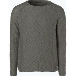Swetry klasyczne męskie: Review – Sweter męski, zielony