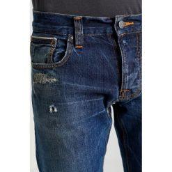 Nudie Jeans GRIM TIM Jeansy Slim Fit blue denim. Czarne jeansy męskie relaxed fit marki Criminal Damage. W wyprzedaży za 629,40 zł.