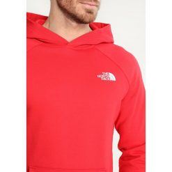 Bluzy męskie: The North Face RAGLAN RED BOX Bluza z kapturem red/black
