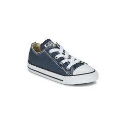Buty Dziecko Converse  CHUCK TAYLOR ALL STAR CORE OX. Niebieskie trampki chłopięce marki Converse, retro. Za 179,00 zł.