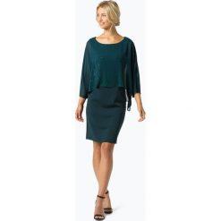 Sukienki: Vera Mont Collection - Damska sukienka wieczorowa, zielony