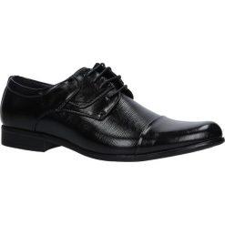 Czarne buty wizytowe Casu MXC402. Czarne buty wizytowe męskie Casu. Za 79,99 zł.