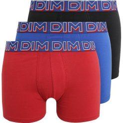 DIM POWER FULL 3 PACK Panty chili red/blue/black. Czerwone bokserki męskie DIM, z bawełny. Za 149,00 zł.