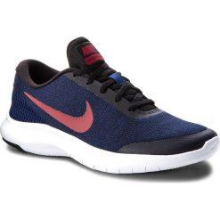 Buty NIKE - Flex Experience Rn 7 908985 013 Black/red Crush. Niebieskie buty do biegania męskie Nike, z materiału, nike flex. W wyprzedaży za 219,00 zł.