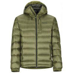 Marmot Męska Kurtka Puchowa Ama Dablam Jacket Calla Green S. Zielone kurtki trekkingowe męskie Marmot, m, z puchu. Za 995,00 zł.