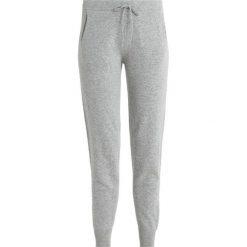 Stefanel PANTALONE Spodnie treningowe grey melange. Szare spodnie dresowe damskie Stefanel, xs, z bawełny. Za 499,00 zł.
