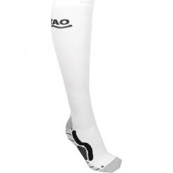 Skarpetki funkcyjne w kolorze białym. Białe skarpetki damskie TAO Sportswear, z materiału. W wyprzedaży za 65,95 zł.