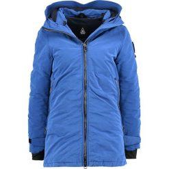 Płaszcze damskie pastelowe: Gaastra METHANE  Krótki płaszcz electric blue