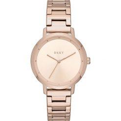 Dkny - Zegarek NY2637. Szare zegarki damskie DKNY, szklane. Za 579,90 zł.