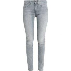 GStar MIDGE MID STRAIGHT WMN Jeansy Straight Leg lt aged. Szare jeansy damskie marki G-Star. Za 609,00 zł.