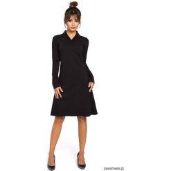 Sukienki: Dzianinowa wygodna sukienka na co dzien