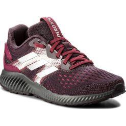 Buty adidas - Aerobounce W DB0522 Nobred/Mysrub/Orctin. Fioletowe buty do biegania damskie marki NEWFEEL, z poliesteru. W wyprzedaży za 319,00 zł.