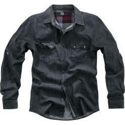 RED by EMP Captain Fantastic And The Dirty Cowboy Koszula szary. Czarne koszule męskie na spinki marki Leonardo Carbone, s, z materiału, z długim rękawem. Za 99,90 zł.