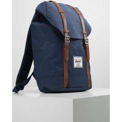 Herschel RETREAT Plecak navy/tan. Niebieskie plecaki męskie Herschel. Za 399,00 zł.