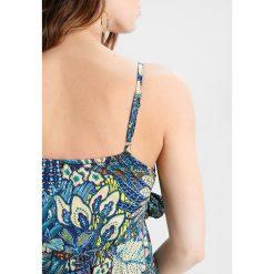 Długie sukienki: Anna Field MAMA Długa sukienka blue/yellow