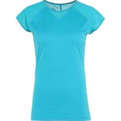 ASICS TRUE Koszulka sportowa lake blue. Niebieskie topy sportowe damskie Asics, l, z materiału. Za 129,00 zł.