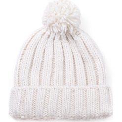 Czapka damska Zimowa alpaka biała. Białe czapki zimowe damskie Art of Polo, na zimę. Za 49,91 zł.
