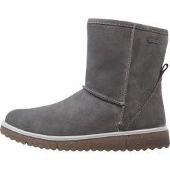 Superfit LORA Śniegowce stone. Szare buty zimowe damskie marki Superfit, z materiału. Za 419,00 zł.