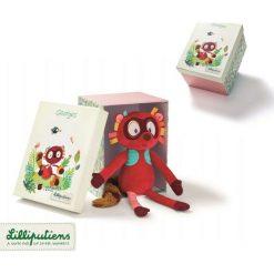 Przytulanki i maskotki: Lilliputiens - Lemur Georges Przytulanka w pudełku 86892