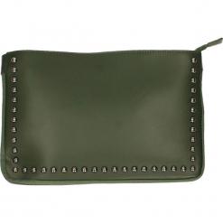Torebka - 132-001-M R V. Szare torebki klasyczne damskie Venezia, ze skóry. Za 119,00 zł.