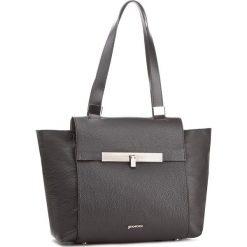 Torebka GINO ROSSI - Busy XD3629-ELB-BGTK-9999-T 99/99. Czarne torebki klasyczne damskie Gino Rossi. W wyprzedaży za 399,00 zł.