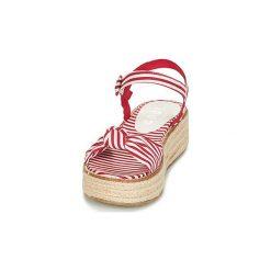 Sandały Coolway  BAMBI. Czerwone sandały damskie Coolway, z kauczuku. Za 191,20 zł.