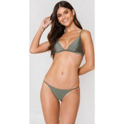 FAYT Dół od bikini Kelvin - Green. Zielone bikini FAYT, w paski. Za 76,95 zł.