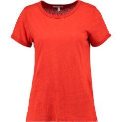 T-shirty damskie: Sundry RINGER Tshirt basic red