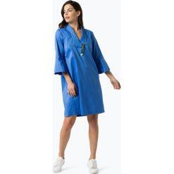 Sukienki hiszpanki: Apanage - Sukienka damska, niebieski