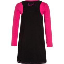 Sukienki dziewczęce: Desigual ARGEL SET Sukienka z dżerseju black
