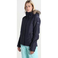 Roxy JET SKI SOL  Kurtka snowboardowa peacoat. Niebieskie kurtki damskie narciarskie Roxy, l, z materiału. W wyprzedaży za 559,30 zł.
