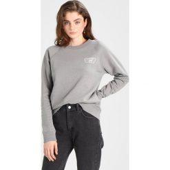 Odzież damska: Vans RAGLAN CREW Bluza grey