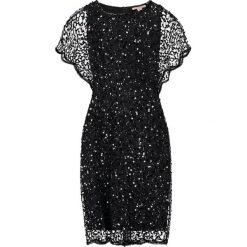 Sukienki: Anna Field DRESS WITH SCALLOPS Sukienka koktajlowa black