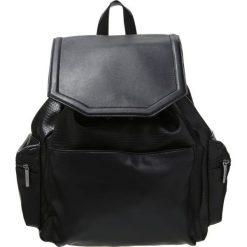 Plecaki damskie: Topshop BILL  Plecak black