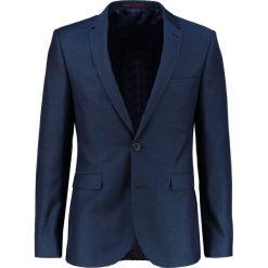 Marynarki męskie slim fit: Burton Menswear London Marynarka garniturowa blue