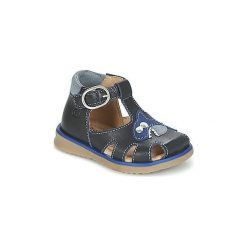 Sandały Dziecko  Citrouille et Compagnie  ISKILANDRO. Niebieskie sandały chłopięce Citrouille et Compagnie. Za 143,20 zł.