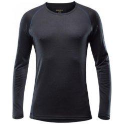Devold Koszulka Termiczna Breeze Man Shirt Black L. Czarne koszulki turystyczne męskie Devold, l, z wełny. W wyprzedaży za 229,00 zł.